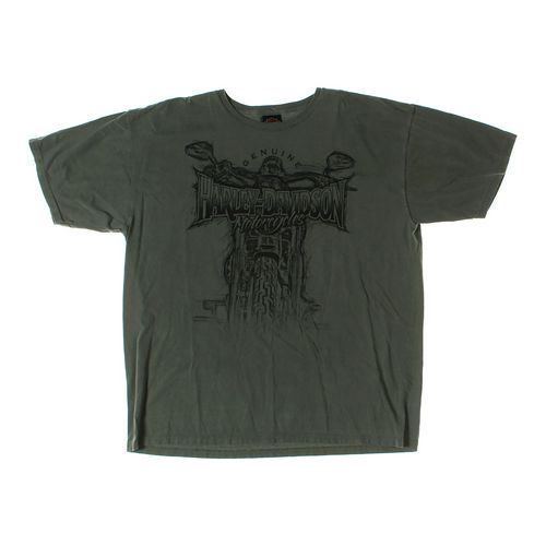 Harley-Davidson Short Sleeve T-shirt in size XL at up to 95% Off - Swap.com