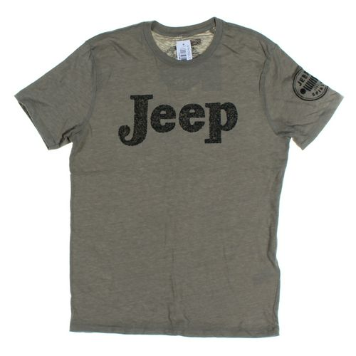 Jeep Short Sleeve T-shirt in size S at up to 95% Off - Swap.com