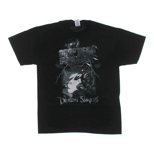Jerzees Short Sleeve T-shirt in size L at up to 95% Off - Swap.com