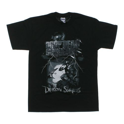 Jerzees Short Sleeve T-shirt in size M at up to 95% Off - Swap.com