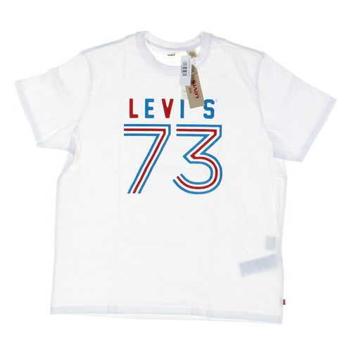 Levi's Short Sleeve T-shirt in size XXL at up to 95% Off - Swap.com