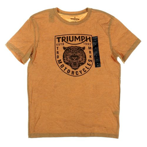 Lucky Brand Short Sleeve T-shirt in size L at up to 95% Off - Swap.com