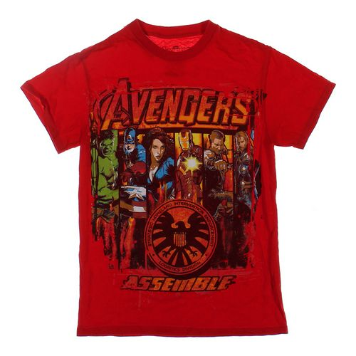 Marvel Avengers Short Sleeve T-shirt in size S at up to 95% Off - Swap.com
