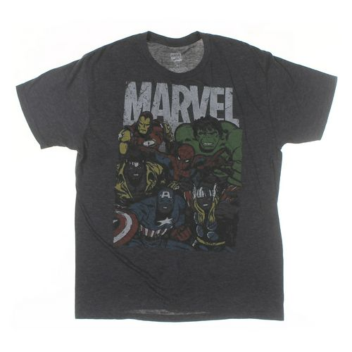 Marvel Short Sleeve T-shirt in size L at up to 95% Off - Swap.com