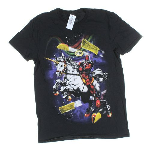Marvel Short Sleeve T-shirt in size M at up to 95% Off - Swap.com