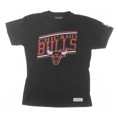 Mitchell & Ness Short Sleeve T-shirt in size L at up to 95% Off - Swap.com