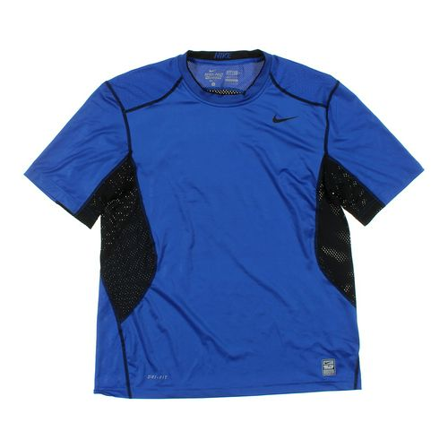 NIKE Short Sleeve T-shirt in size L at up to 95% Off - Swap.com