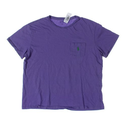 Polo Ralph Lauren Short Sleeve T-shirt in size L at up to 95% Off - Swap.com