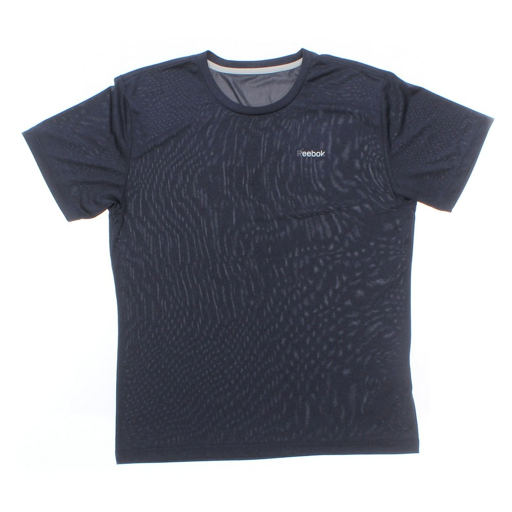 193e253ed6de Reebok Short Sleeve T-shirt in size L at up to 95% Off -