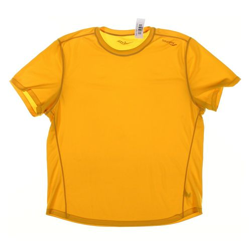 Saucony Short Sleeve T-shirt in size XL at up to 95% Off - Swap.com