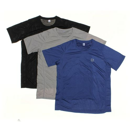 Neleus Short Sleeve T-shirt Set in size L at up to 95% Off - Swap.com