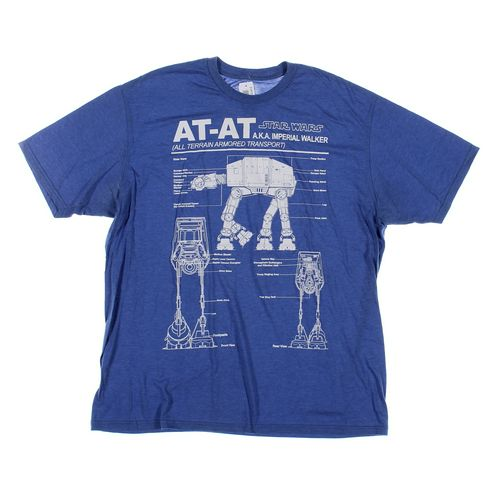 Star Wars Short Sleeve T-shirt in size 2XL at up to 95% Off - Swap.com