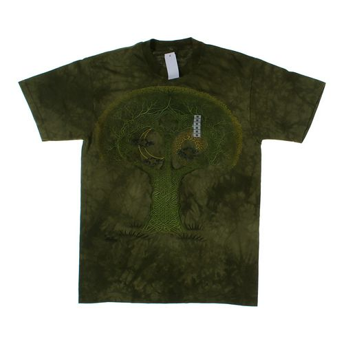 The Mountain Short Sleeve T-shirt in size M at up to 95% Off - Swap.com