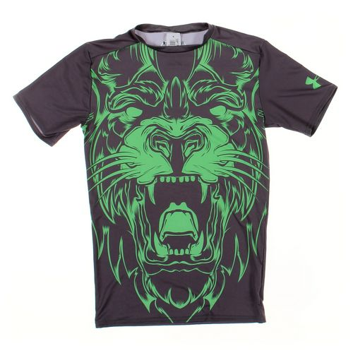 Under Armour Short Sleeve T-shirt in size L at up to 95% Off - Swap.com