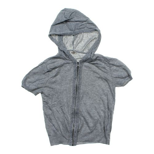 Aéropostale Short Sleeve Zippered Hoodie. in size JR 11 at up to 95% Off - Swap.com