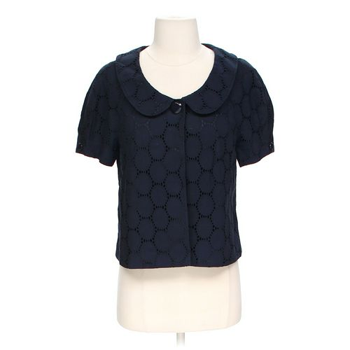 Ann Taylor Loft Short Sleeved Blazer in size 4 at up to 95% Off - Swap.com