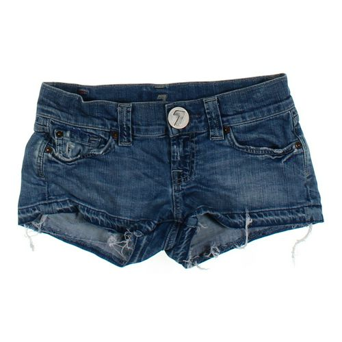 7 For All Mankind Shorts in size 2 at up to 95% Off - Swap.com