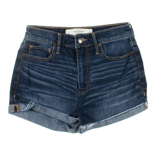 Abercrombie & Fitch Shorts in size 2 at up to 95% Off - Swap.com