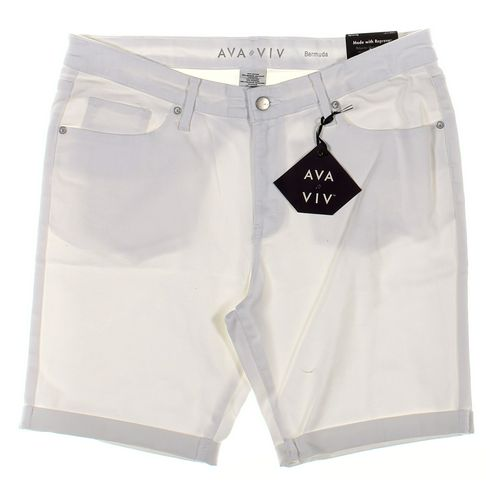 Ava & Viv Shorts in size 16 at up to 95% Off - Swap.com