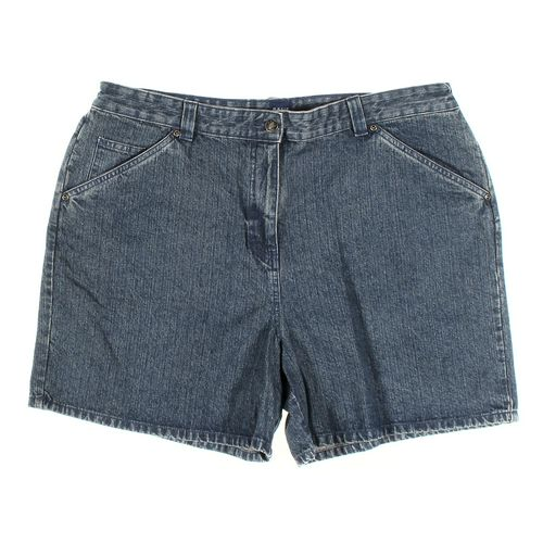 Basic Editions Shorts in size 18 at up to 95% Off - Swap.com