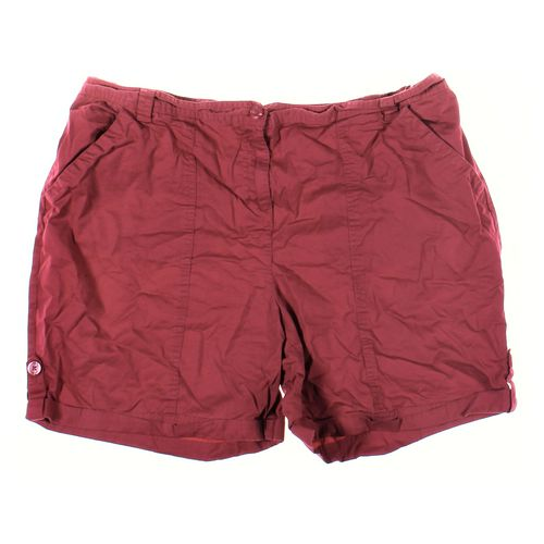 Basic Editions Shorts in size 22 at up to 95% Off - Swap.com
