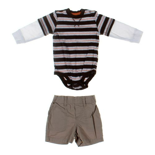 Circo Shorts & Bodysuit Set in size 12 mo at up to 95% Off - Swap.com