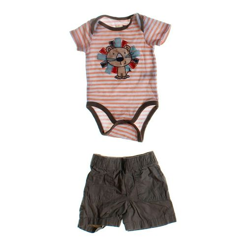 Circo Shorts & Bodysuit Set in size 6 mo at up to 95% Off - Swap.com
