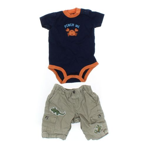 Koala Kids Shorts & Bodysuit Set in size NB at up to 95% Off - Swap.com