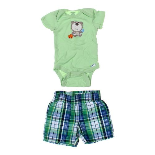 Nickelodeon Shorts & Bodysuit Set in size NB at up to 95% Off - Swap.com