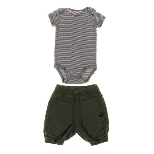 Polarn O. Pyret Shorts & Bodysuit Set in size 6 mo at up to 95% Off - Swap.com