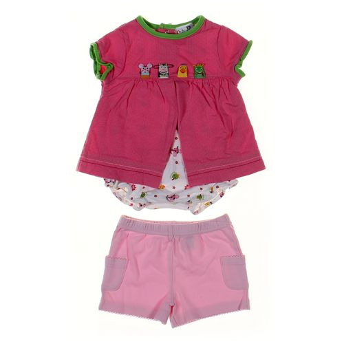 Baby Connection Shorts & Bodysuit Set in size 3 mo at up to 95% Off - Swap.com
