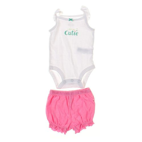 Carter's Shorts & Bodysuit Set in size 3 mo at up to 95% Off - Swap.com
