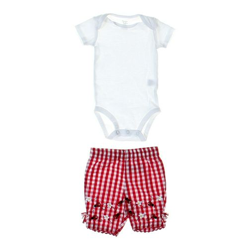 Class Club Shorts & Bodysuit Set in size 3 mo at up to 95% Off - Swap.com