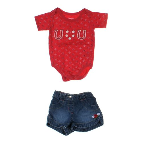 Gymboree Shorts & Bodysuit Set in size 12 mo at up to 95% Off - Swap.com
