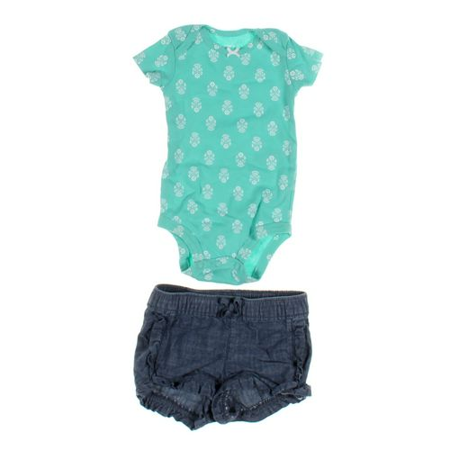 Old Navy Shorts & Bodysuit Set in size 3 mo at up to 95% Off - Swap.com