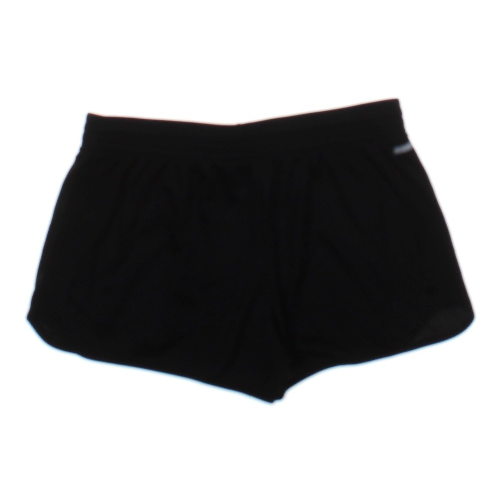 71a2aa067f5b79 Danskin Now Solid Polyester Shorts, Size L, Black