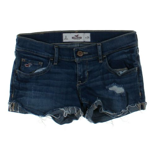 Hollister Shorts in size JR 0 at up to 95% Off - Swap.com