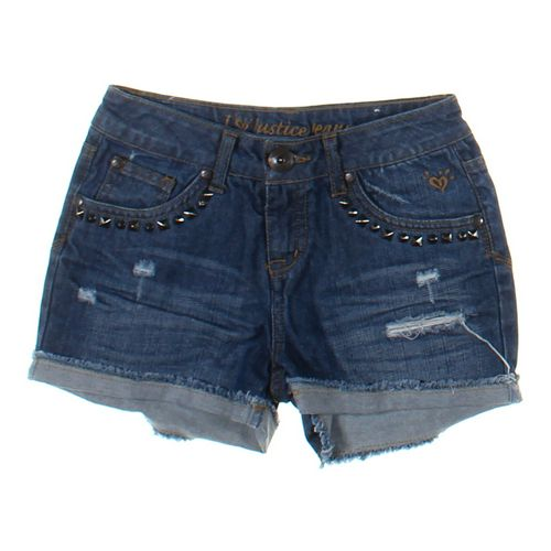 Justice Jeans Shorts in size 10 at up to 95% Off - Swap.com