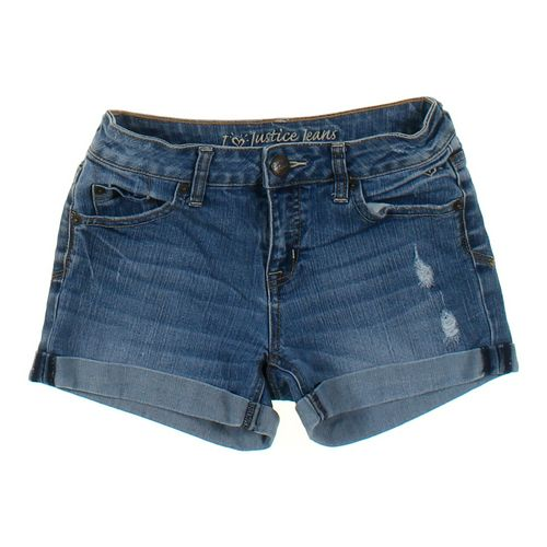 Justice Jeans Shorts in size 14 at up to 95% Off - Swap.com