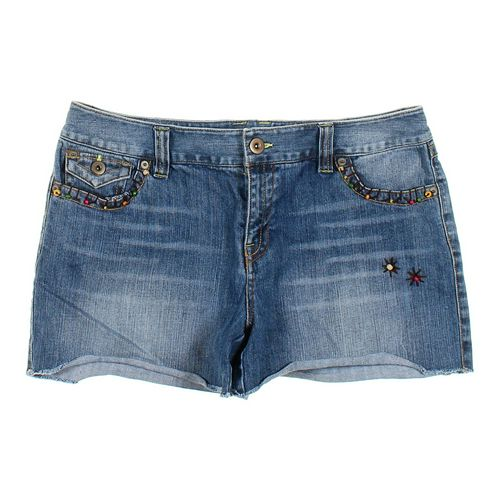 INC Denim Shorts in size 12 at up to 95% Off - Swap.com
