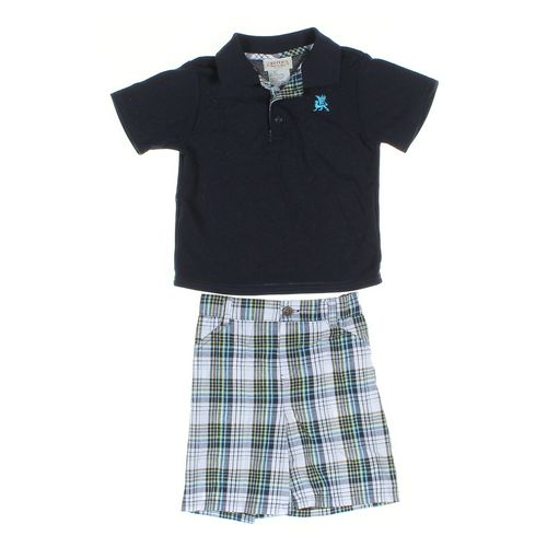 Carter's Shorts & Polo Shirt Set in size 4/4T at up to 95% Off - Swap.com