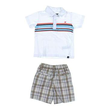 Shorts & Polo Shirt Set for Sale on Swap.com