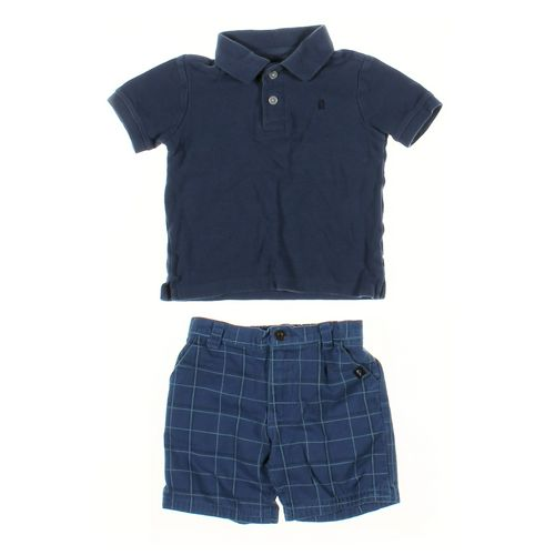 Quiksilver Shorts & Polo Shirt Set in size 2/2T at up to 95% Off - Swap.com