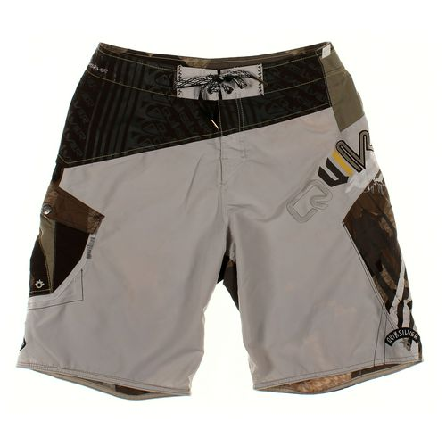 """Quicksilver Shorts in size 32"""" Waist at up to 95% Off - Swap.com"""