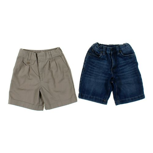 Basic Editions Shorts Set in size 5/5T at up to 95% Off - Swap.com