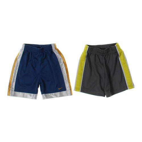 NIKE Shorts Set in size 24 mo at up to 95% Off - Swap.com
