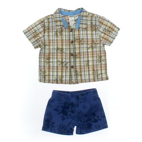 Carter's Shorts & Shirt Set in size 6 mo at up to 95% Off - Swap.com