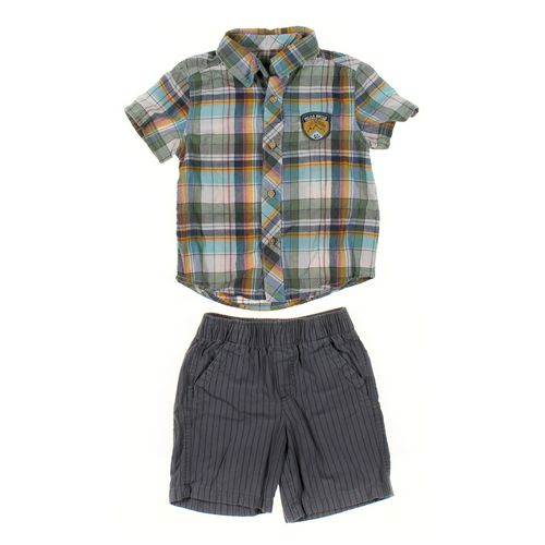 Circo Shorts & Shirt Set in size 3/3T at up to 95% Off - Swap.com