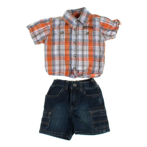 Gymboree Shorts & Shirt Set in size 6 mo at up to 95% Off - Swap.com