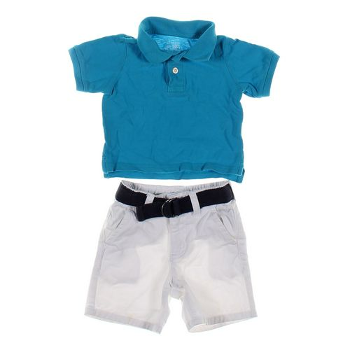 Gymboree Shorts & Shirt Set in size 12 mo at up to 95% Off - Swap.com